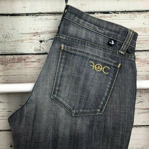 Freedom of Choice Bootcut Jeans Greenwich Alto